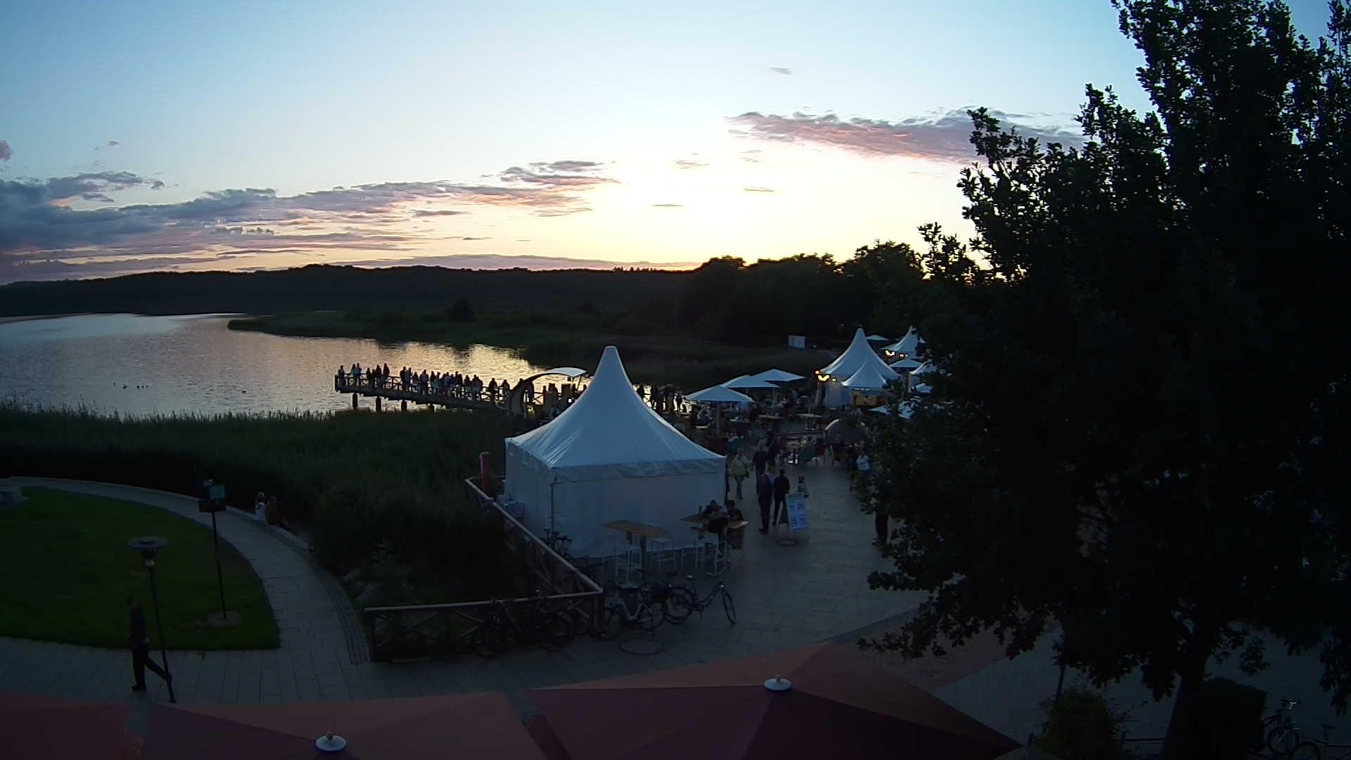 Webcam Schmachter See, Haus Am See